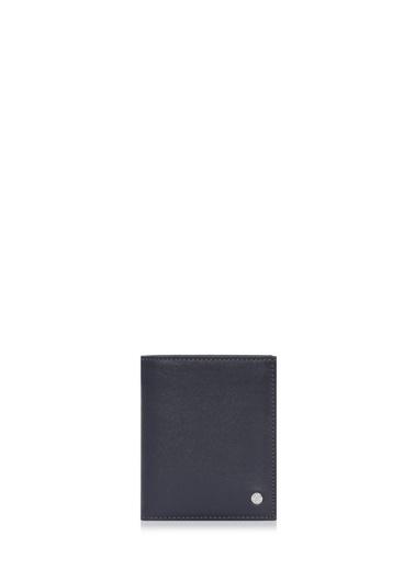 Cengiz Pakel 13697 Deri Renk Astarlı Küçük Boy Erkek Cüzdan Renkli